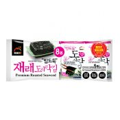 Premium Roasted Seaweed 0.15oz(4.25g) 8 Packs