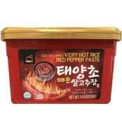 Red Pepper Paste Very Hot 6.6lb(3kg)