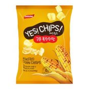 Yes! Chips! Roasted Corn Crisps 5.11oz(145g)