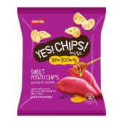Yes! Chips! Sweet Potato Bites with Black Sesame 3.5oz(100g)