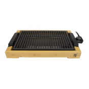 Electric Bamboo Grill 14.76x9.84in