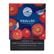 Camelia Flower Blooming Forest Tea 0.63oz(0.06oz X 10 Tea Bags)