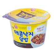 Cooked Rice Spicy Sauce with Octopus 8.82oz(250g)
