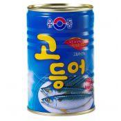 Canned Mackerel 14.1oz(400g)