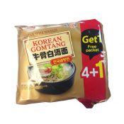 Korean Gomtang Ramen 3.88oz(110g) 5 Packs