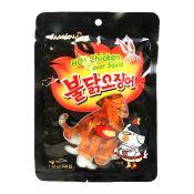 Samyang Hot Chicken Flavor Squid 1.41oz(40g),삼양 불닭오징어 1.41oz(40g)