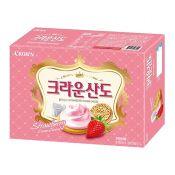 Crown Sando Strawberry Cream Cheese 5.68oz(161g)