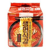 Air Dried Spicy Ramen 3.38oz(96g) 4 Packs