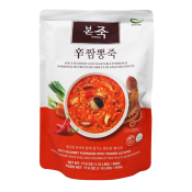 Spicy Seafood and Vegetable Porridge 1.1lb(500g)