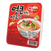 Rice Noodle with Hot and Spicy Flavored Soup 3.25oz(92g) 6 Packs