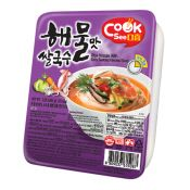 Rice Noodle with Spicy Flavored Soup 3.25oz(92g) 6 Packs