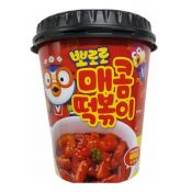 Pororo Dried Rice Cake Hot Sauce 4.2oz(120g)