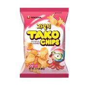 Tako Chips Octopus Flavor 2.11oz(60g)