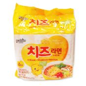 Cheese Ramyun 3.91oz(111g) 4 Packs