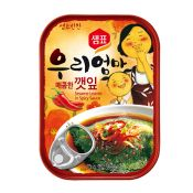 Sesame Leaves in Spicy Sauce 2.4oz(70g)