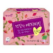 Yejimiin Rich (Cotton/M) 16P - Herbal Sanitary Napkins
