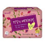 Yejimiin Rich (Cotton/S) 16P - Herbal Sanitary Napkins