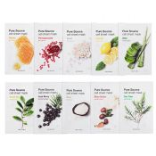 Pure Source Sheet Mask Pack of 10