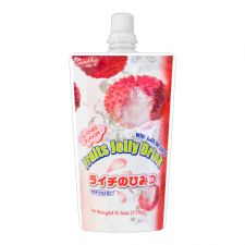 Fruits Jelly Drink Lychee Flavor 5.3oz(150g)