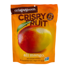 Freeze-Dried Fruit Mango 0.35oz(10g) 6 Packs