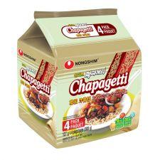 Chapagetti Chajang Noodle 4.5oz(127g) 4 Packs