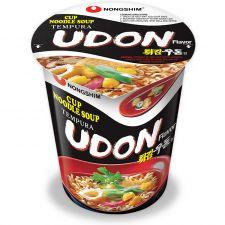 Tempura Udon Cup Noodle Soup 2.6oz(75g) 6 Cups