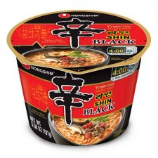 Shin Ramyun Black Big Bowl 3.56oz(101g)