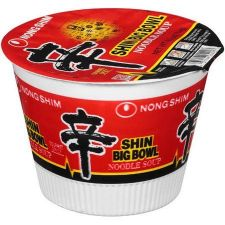 Shin Ramyun Noodle Soup Big Bowl 4.02oz(114g)