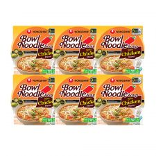 Spicy Chicken Bowl Noodle Soup 3.03oz(86g) 12 Cups