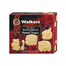 Pure Butter Shortbread Animal Shapes 6.2oz(175g)
