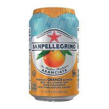 Sparkling Beverage Aranciata Orange 11.15 fl.oz(330ml)