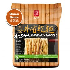 Mandarin Medium Noodle Onion Sauce 3.35oz(95g) 5 Packs