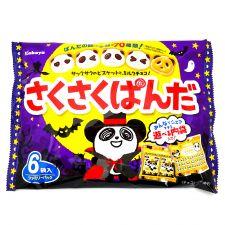 Halloween Sakusaku Panda Family Pack 3.59oz(102g)