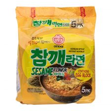 Sesame Flavor Ramen 4.05oz(115g) 5 Packs