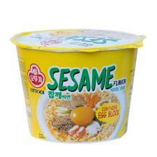 Sesame Flavor Noodle Bowl 3.88oz(110g)
