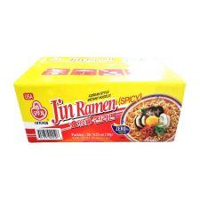 Jin Ramen Hot Flavor 4.23oz(120g) 20 Packs