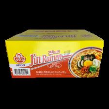 Jin Ramen Hot Flavor 4.23oz(120g) 18 Packs