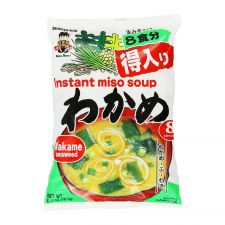 Instant Miso Soup Wakame Seaweed 6.21oz(176g)