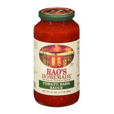 Homemade Tomato Basil Sauce 24oz(680g)