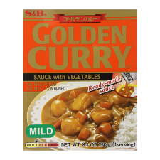 Golden Curry  Ready-Made Sauce with Vegetables Mild 8.1oz(230g)