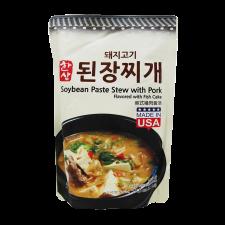 Soybean Paste Stew with Pork 1.1lb(500g)