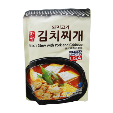 Kimchi Stew with Pork and Cabbage 1.33lb(600g)