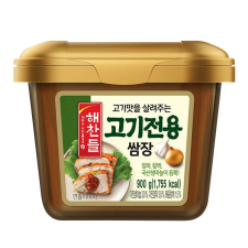 Ssamjang Seasoned Spicy Soy Bean Paste 15.9oz(450g)