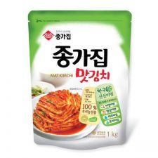 Cut Cabbage Kimchi (Mat Kimchi) 2.2lb(1kg)