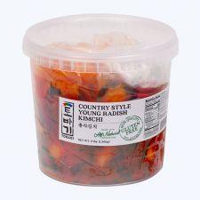 Young Radish Kimchi 3 lbs (1.36kg)