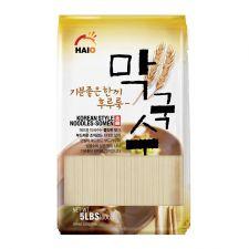 Korean Style Noodles Somen 5lb(2.3kg)