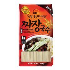 Thick Wheat Noodle Jajang Guk Su 3lb(1.36kg)