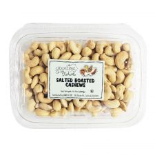 Salted Roasted Cashews 10.5oz(298g)