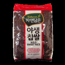 Wild Sweet Rice 4lb(1.81kg)