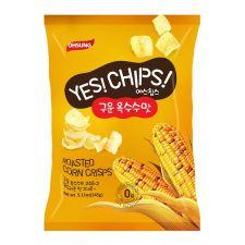 Yes! Chips! Roasted Corn Crisps 5.11oz(145g)